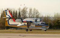 C-GFSL @ CYZH - Slave Lake Air Tanker Base - by William Heather