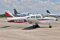 N35319 @ BOW - At Bartow Municipal Airport , Florida