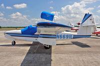 N6691L @ BOW - At Bartow Municipal Airport , Florida