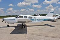 N47863 @ BOW - At Bartow Municipal Airport , Florida