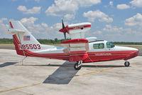 N85503 @ BOW - At Bartow Municipal Airport , Florida