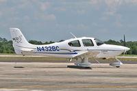N432BC @ LAL - At Bartow Municipal Airport , Florida