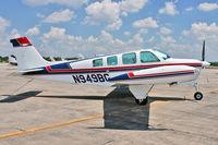N949BG @ BOW - At Bartow Municipal Airport , Florida