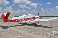 N4321S @ BOW - At Bartow Municipal Airport , Florida