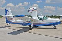 N628JS @ BOW - At Bartow Municipal Airport , Florida