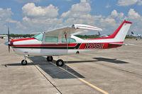 N210BN @ BOW - At Bartow Municipal Airport , Florida
