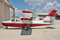 N8434E @ BOW - At Bartow Municipal Airport , Florida