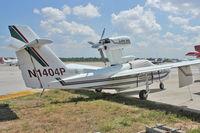 N1404P @ BOW - At Bartow Municipal Airport , Florida
