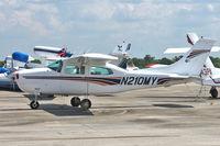 N210MY @ BOW - At Bartow Municipal Airport , Florida