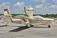 N1065L @ BOW - At Bartow Municipal Airport , Florida - by Terry Fletcher