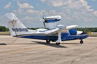 N99HB @ BOW - At Bartow Municipal Airport , Florida