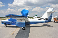 N916KW @ GIF - At Gilbert Airport , Winter Haven , Florida