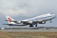 B-2460 @ ANC - Air China Boeing 747-400 - by Dietmar Schreiber - VAP