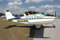 N666WW @ GIF - At Gilbert Airport ,Winter Haven , Florida