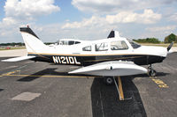 N121DL @ GIF - At Gilbert Airport ,Winter Haven , Florida