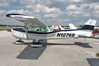 N12769 @ GIF - At Gilbert Airport ,Winter Haven , Florida - by Terry Fletcher