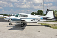 N1070P @ GIF - At Gilbert Airport ,Winter Haven , Florida - by Terry Fletcher