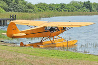 N32768 @ F57 - At Jack Brown's Seaplane Base  ,Winter Haven , Florida