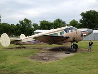 N510Q @ O38 - This aircraft is wasting away. It has been here at the Gundy's (Owasso, OK) for a few years - by Randy Teel