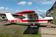 G-BPSL @ EGBD - privately owned - by Chris Hall