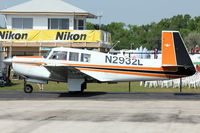 N2932L @ LAL - At 2012 Sun N Fun