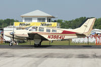 N3864U @ LAL - At 2012 Sun N Fun