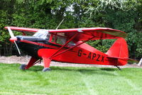 G-APZX photo, click to enlarge