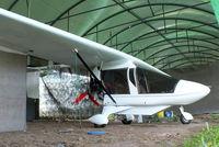 G-CEZU @ X3RD - at Roddige Airfield, Staffordshire - by Chris Hall