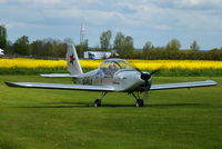 G-IFLE @ X3OT - at Otherton Microlight Airfield - by Chris Hall