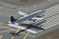 N6586C @ AIR TO AIR - Everts DC6