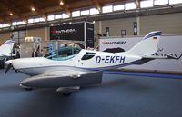 D-EKFH @ EDNY - Czech Sport Aircraft PS-28 Cruiser at the AERO 2012, Friedrichshafen - by Ingo Warnecke