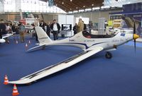 D-MELN @ EDNY - PC-Aero Elektra One at the AERO 2012, Friedrichshafen - by Ingo Warnecke