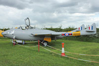 XE856 @ EGHH - At Bournemouth Aviation Museum