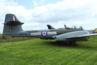 WS776 @ EGHH - At Bournemouth Aviation Museum
