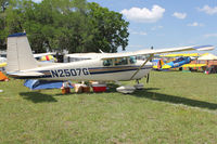 N2507G @ LAL - At 2012 Sun N Fun