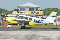 N5161S @ LAL - At 2012 Sun N Fun