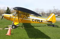 C-FPLA - Parked - by micka2b