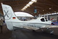 D-ERET @ EDNY - Cirrus SR22T at the AERO 2012, Friedrichshafen - by Ingo Warnecke