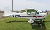 C-FKHU - Parked - by micka2b