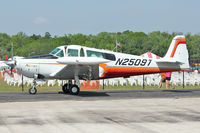 N2509T @ LAL - At 2012 Sun N Fun