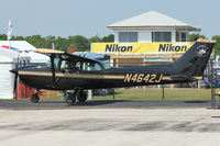N4642J @ LAL - At 2012 Sun N Fun