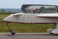F-PYSM @ LFBS - Patrouille REVA - by Jean Goubet-FRENCHSKY