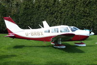 G-BRBX photo, click to enlarge