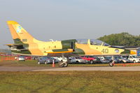 N711LC @ LAL - At 2012 Sun N Fun