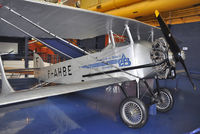 F-AHBE @ LFPB - at Museum Le Bourget - by Volker Hilpert