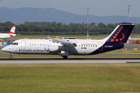 OO-DWH @ VIE - Brussels Airlines - by Joker767