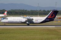 OO-DWH @ VIE - Brussels Airlines - by Joker767