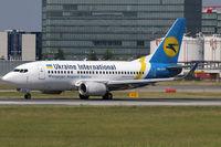 UR-GAK @ VIE - Ukraine International Airlines - by Joker767
