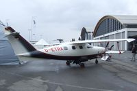 D-ETRA @ EDNY - Extra EA-500 at the AERO 2012, Friedrichshafen - by Ingo Warnecke