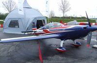 D-EXLT @ EDNY - Extra EA-330 LT at the AERO 2012, Friedrichshafen - by Ingo Warnecke